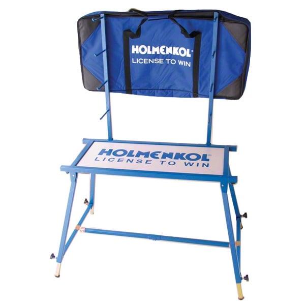 Holmenkol Holmenkol Professional Ski Service Wax Bench Table Holmenkol From Ski Bartlett Uk