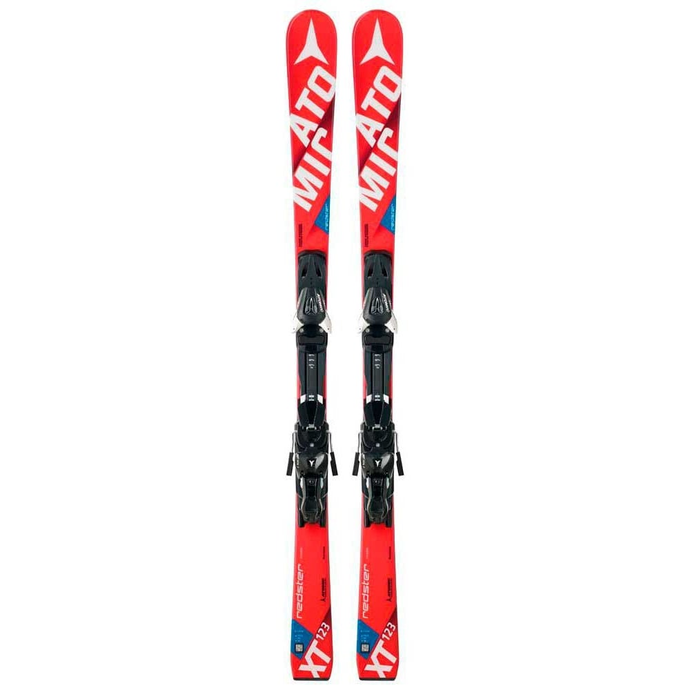 Atomic Redster Fis SL Junior Slalom Skis 116cm +XTL7