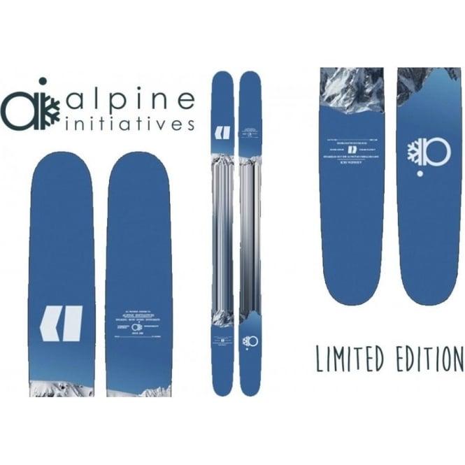 Armada JJ 2015 Alpine Initiatives Limited Edition 175cm