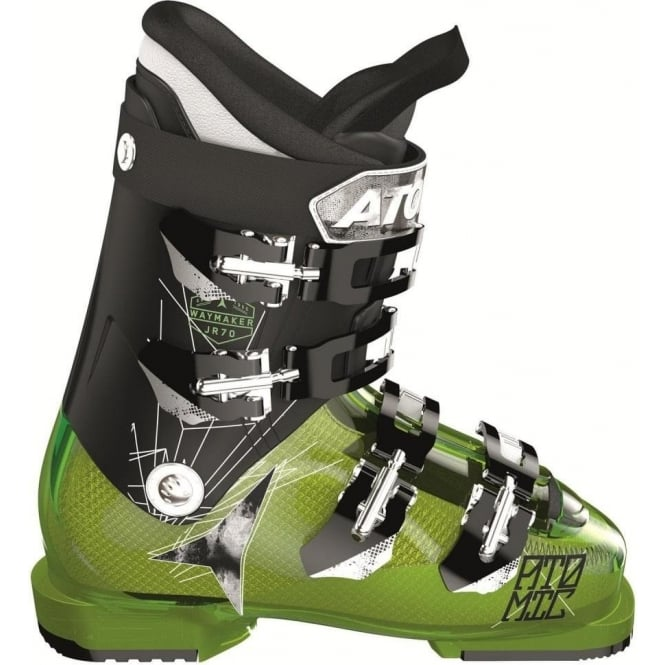 Atomic Waymaker Junior 70 Green/Black (2014)