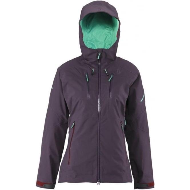 Scott Wmns Quorra 150 Jacket Night Purple Ski Jackets