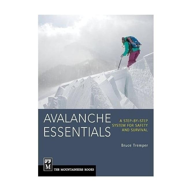 Avalanche Essentials Book by Bruce Temper