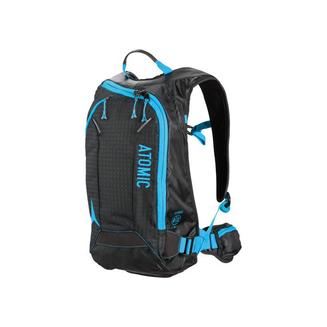 Atomic Automatic 15L Backpack - Black/Blue