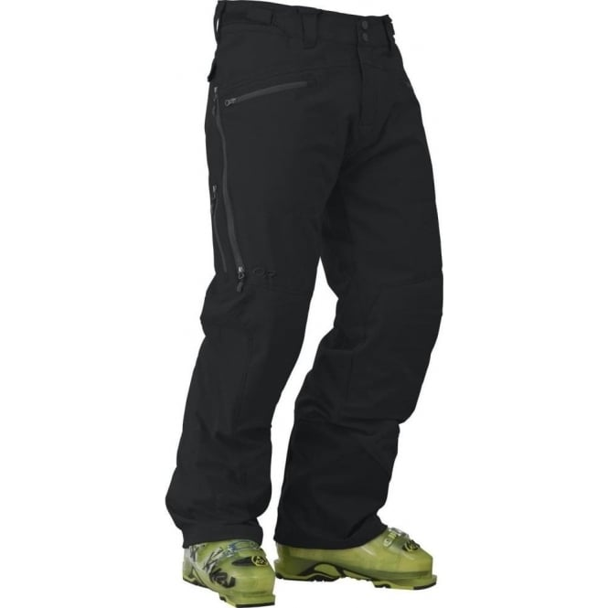 Outdoor Research Mens Valhalla Pant - Black