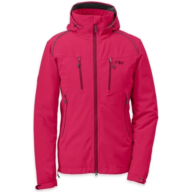 Outdoor Research Wmns Valhalla Jacket - Pink