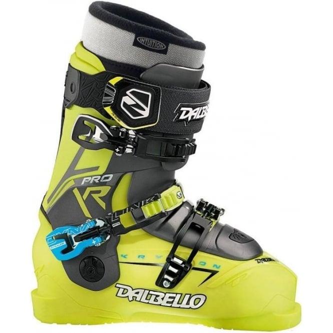 Dalbello KR 2 Pro I.D 130 - Yellow/Black (2015)