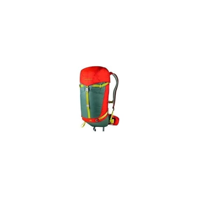 Mammut 30L Light R.A.S. Removable Avalanche Airbag INCLUDED - Orange/Grey
