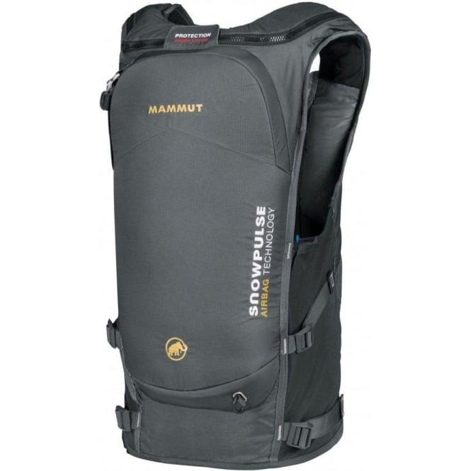 Mammut Alyeska Protection Avalanche Airbag Vest - Dark Grey