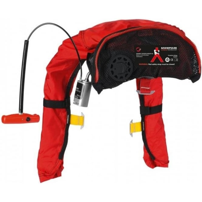 Mammut Removable Protection Avalanche Airbag System R.A.S