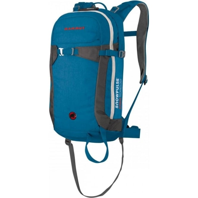Mammut Rocker Removable Avalanche Airbag Included 18L - Blue