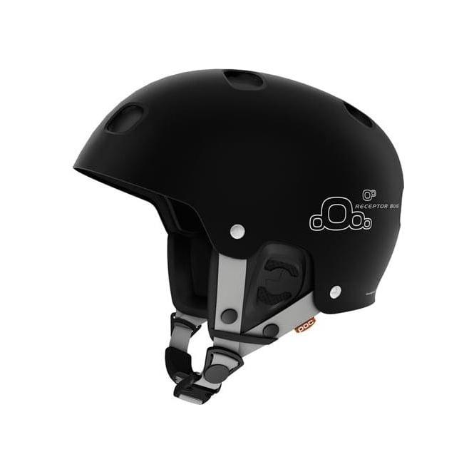POC Receptor Bug Helmet - Uranium Black