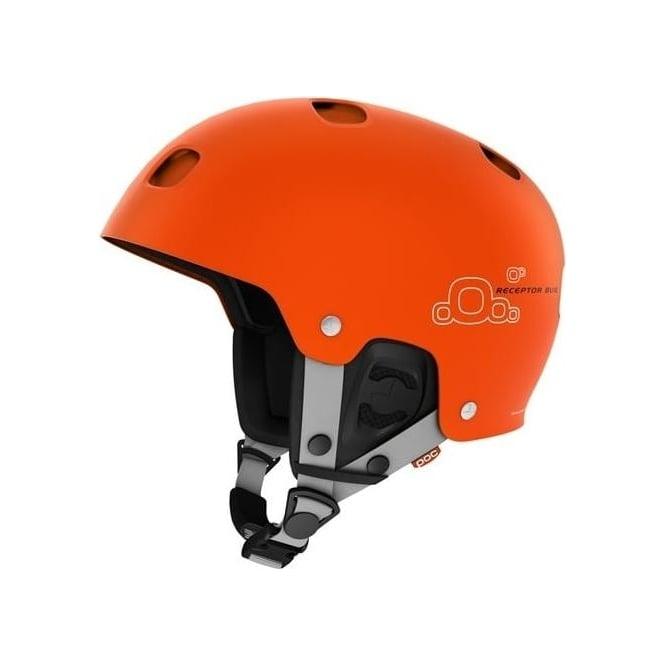 POC Receptor Bug Helmet - Iron Orange