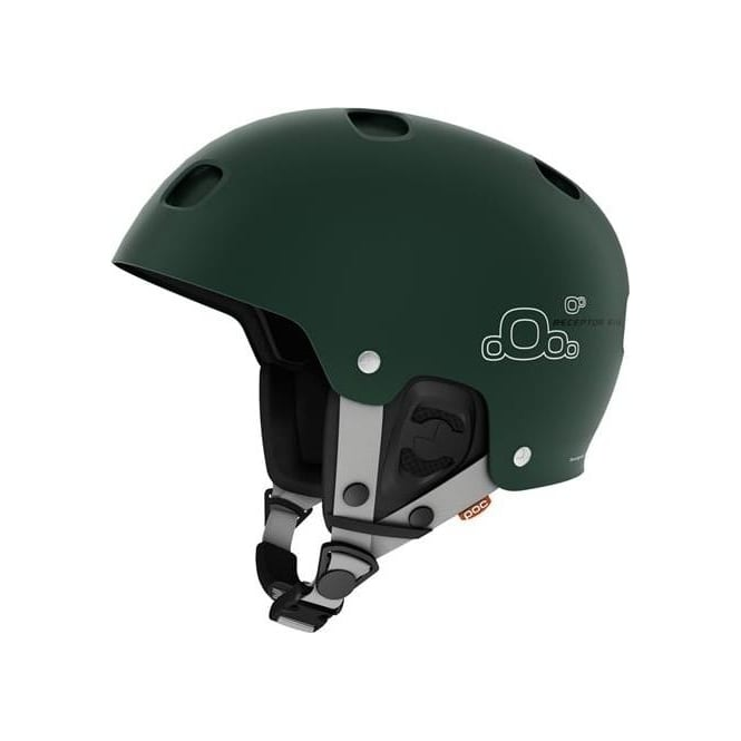 POC Receptor Bug Helmet - Malachite Green