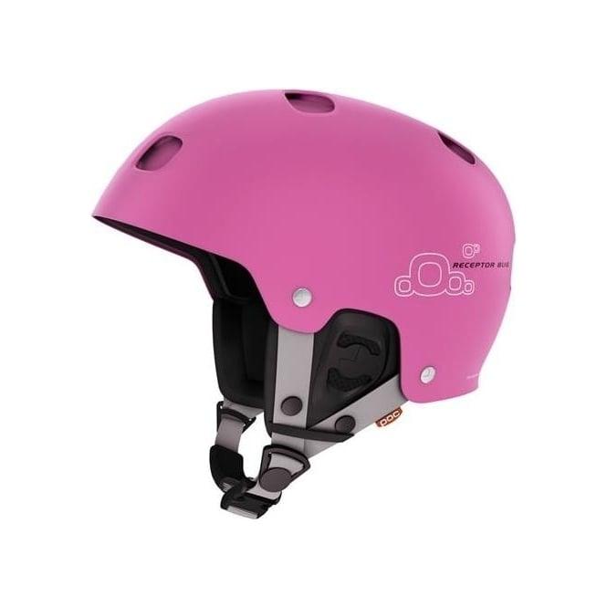 POC Receptor Bug Helmet - Actinium Pink