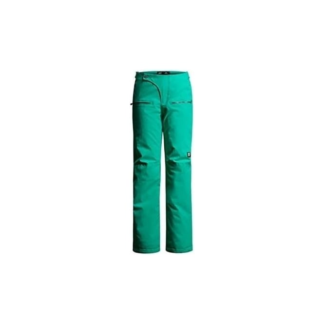 Orage Wmns Modernist Pant - Emerald Green