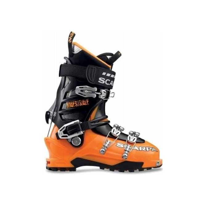 Scarpa Maestrale Ski Touring Boot 2014 Touring Boots