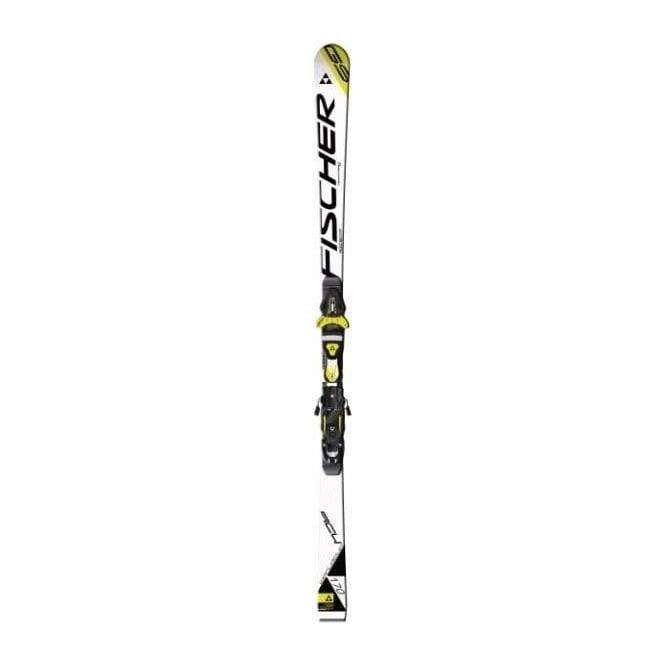 Fischer RC4 WC GS Skis 140cm Junior  (2015)