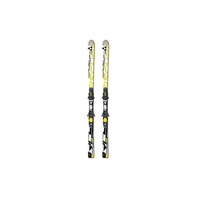 Fischer RC4 WC GS Skis 145cm Junior (2013)