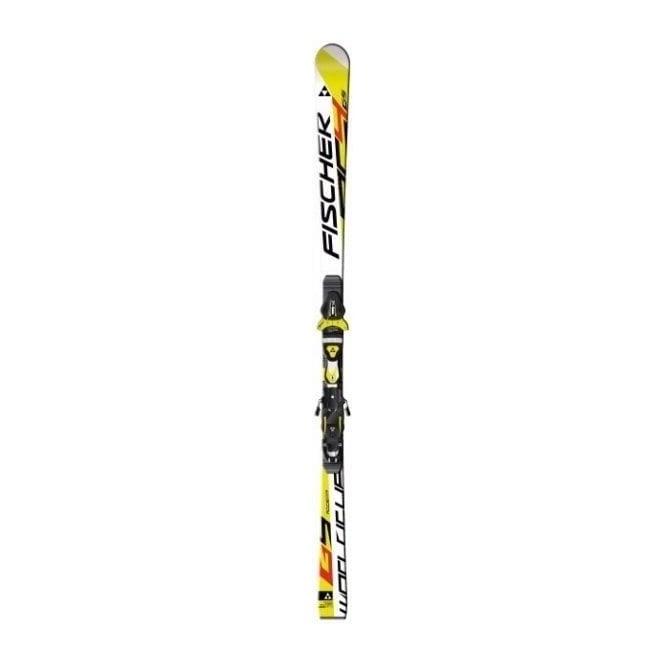 Fischer RC4 WC GS Skis 150cm Junior (2014)