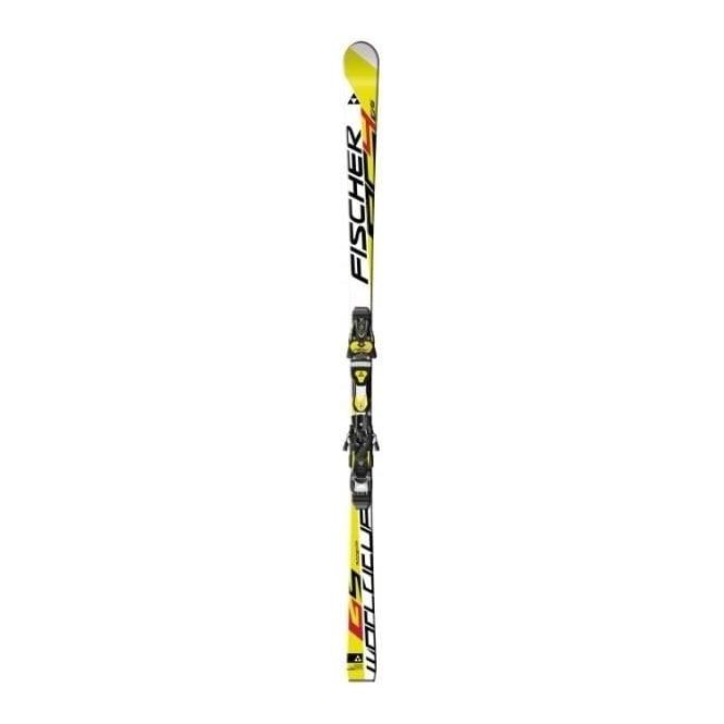 Fischer RC4 WC GS Skis Medium Flex 30m 183cm Womens (2014)
