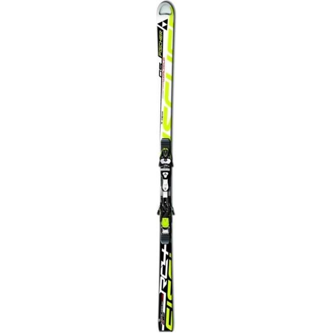 Fischer RC4 Worldcup GS Stiff Flex 183cm 27m  Skis Only (2012)
