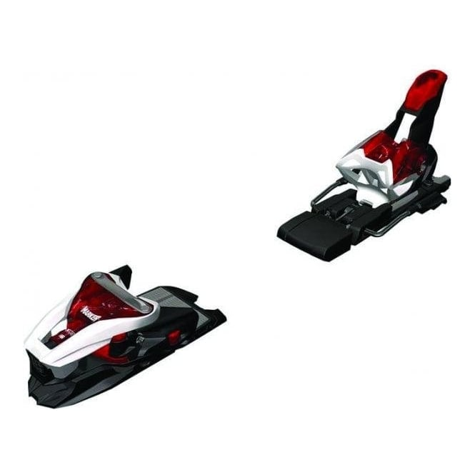 Marker Race Binding Xcell 16 White/Red