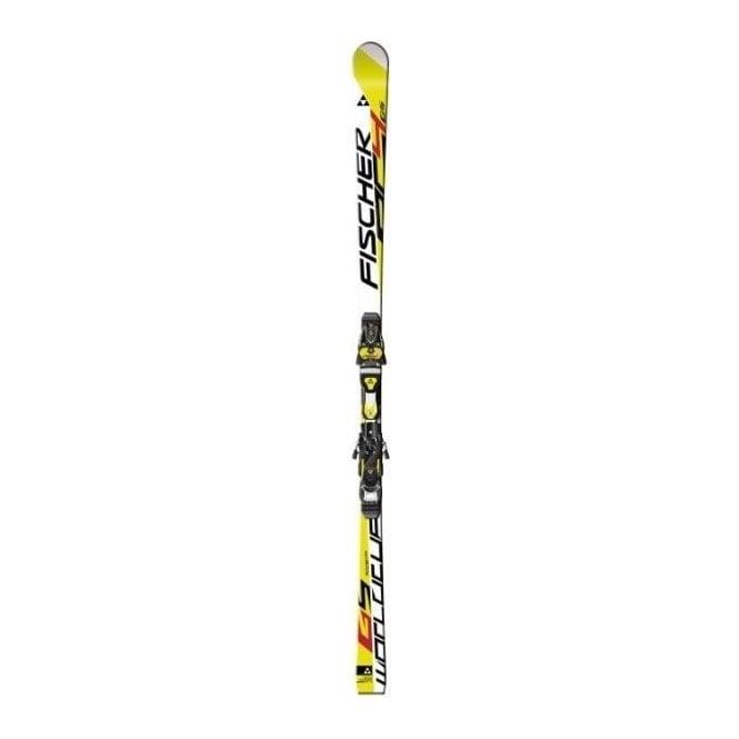 Fischer RC4 Worldcup GS Stiff Flex 195cm 35m (2014)