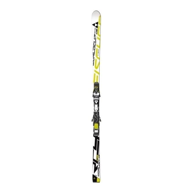 Fischer RC4 WC GS Skis Medium Flex 183cm 30m Womens (2013)