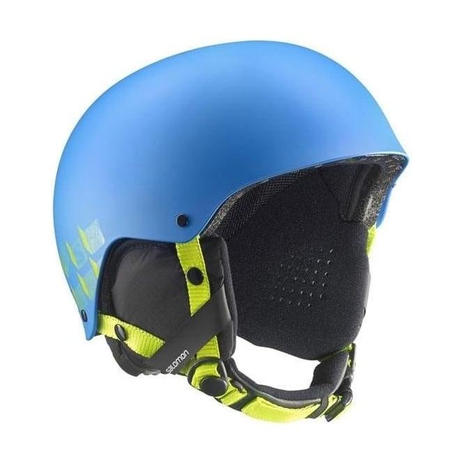 Salomon Junior Jib Helmet - Blue