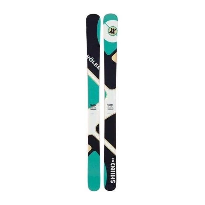 Volkl Skis Shiro Junior - 153cm (2013)