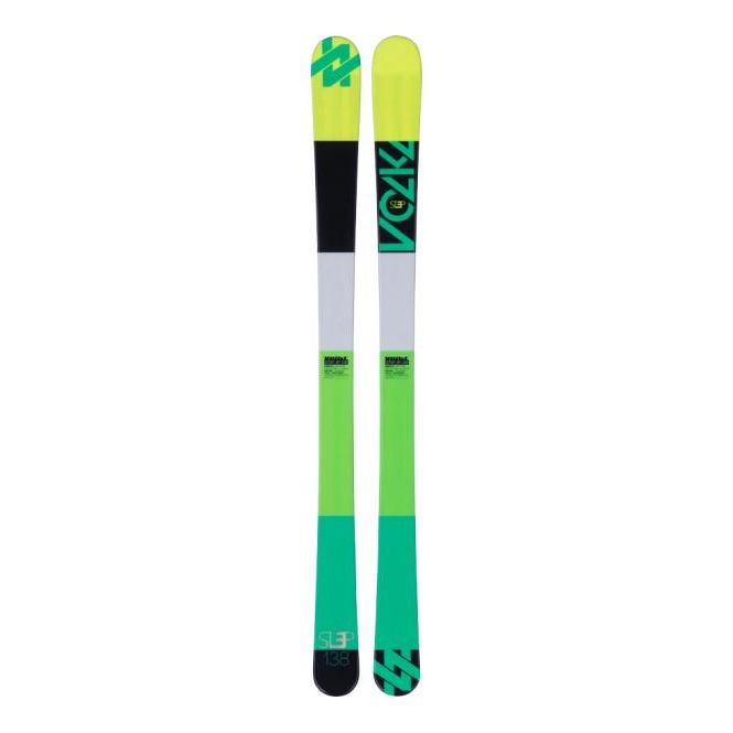 Volkl Step Jr Skis 74mm - 138cm (2015)