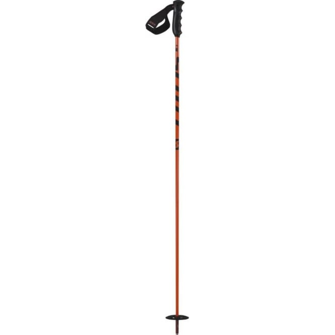 Scott Zeo 13 Ski Pole - Red (2016)