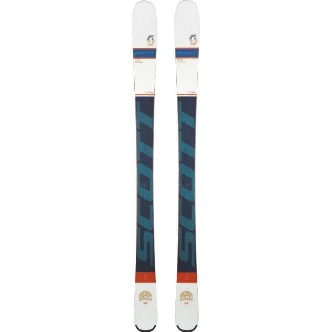 Scott Luna Skis 87mm - 176cm Womens (2016)