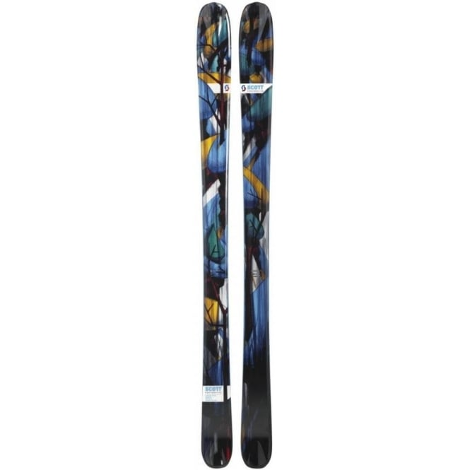 Scott Venture Skis 94mm - 168cm (2014)