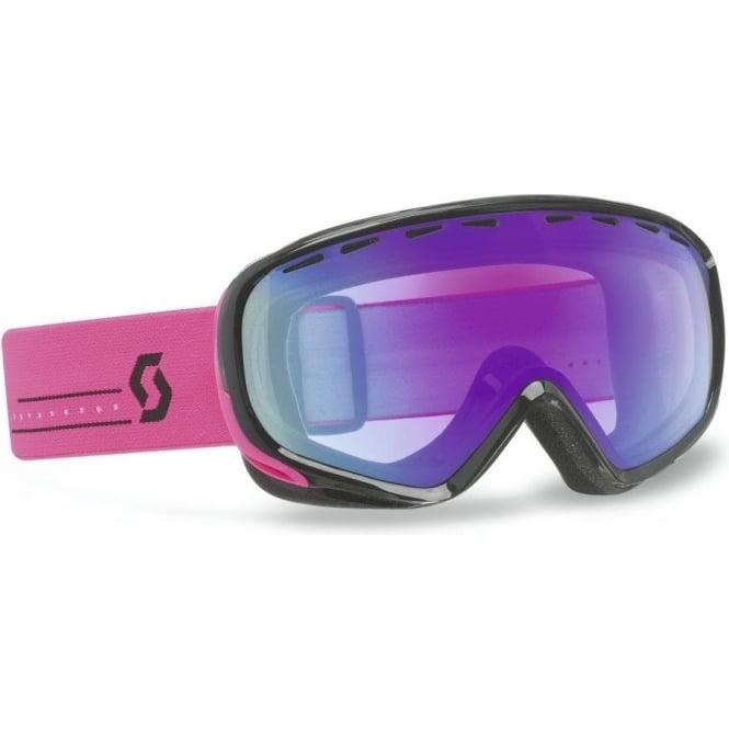 scott dana acs goggles illuminator 50 black pink strap cat 1 ski goggles from ski bartlett uk. Black Bedroom Furniture Sets. Home Design Ideas