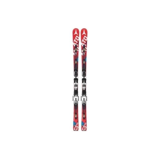 Atomic Redster FIS Doubledeck GS 166cm + NX12 Junior (2016)