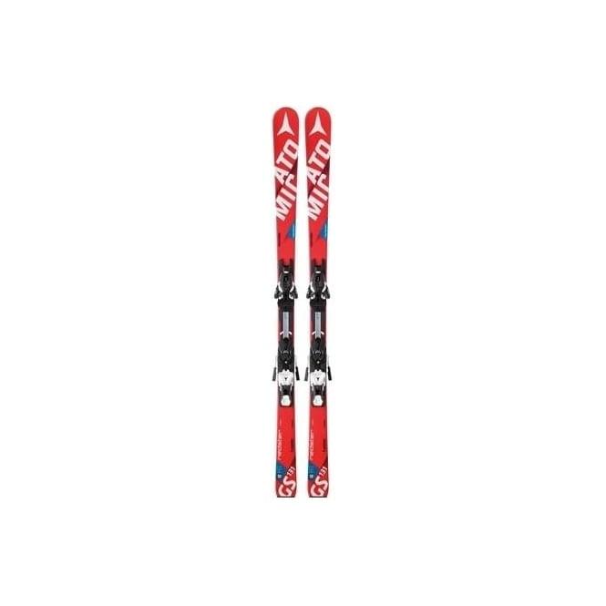 Atomic Redster Fis 145cm + Xtl10 Junior (2016)
