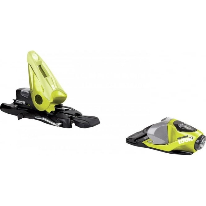 Dynastar - Look Bindings Rec. NX11W B100 - Yellow/Grey (2016)