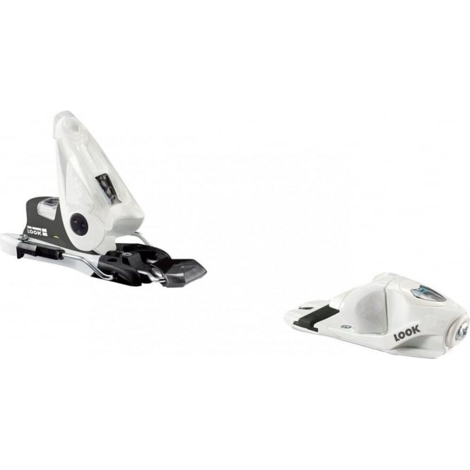 Dynastar - Look Look NX11W  Binding 105mm Brake - White/Black (2016)