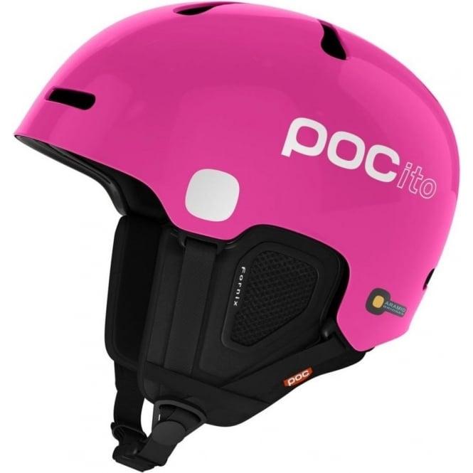 POC Junior Pocito Fornix Helmet (XS-S) - Pink
