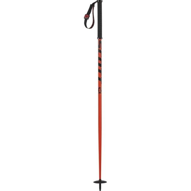 Scott Riot Ski Pole - Red (2016)