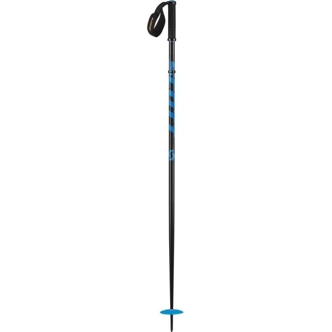 Scott Riot+  Black Ski Pole (Only Length 125cm)