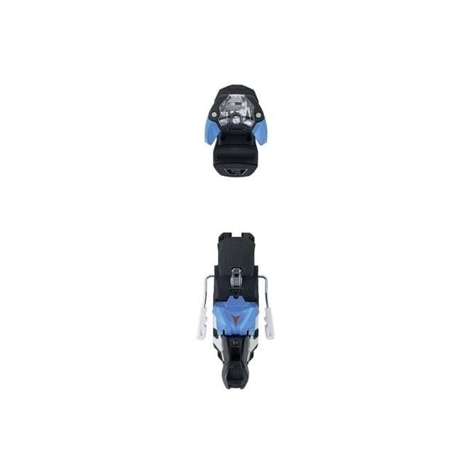 Atomic Rec. Binding Warden 13 MNC B100 Black/Blue/Orange