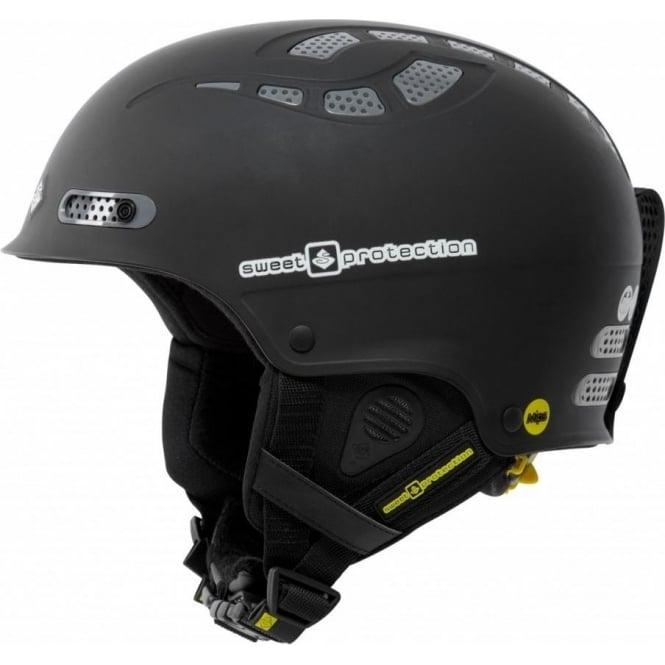 Sweet Protection Igniter Mips Helmet - Dirt Black