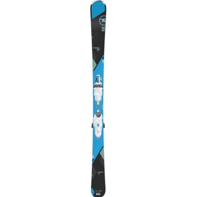 Rossignol Temptation 84 Skis 158cm + xelium Saphir 110 (2017)