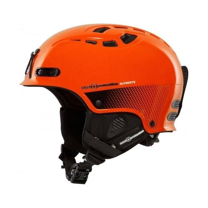 Sweet Protection Igniter Alpiniste Helmet - Orange
