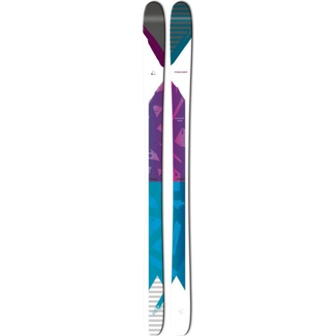 Fischer Ranger W 89 Skis 157cm (2016)