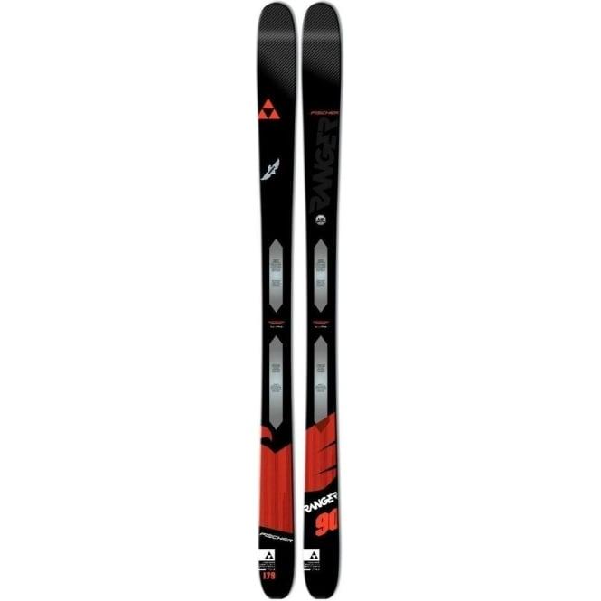 Fischer Ranger 90 TI Skis 179cm (2016)