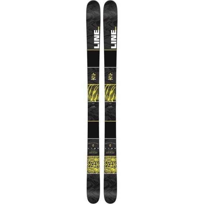 Line Gizmo Jr Skis 133cm (2016)