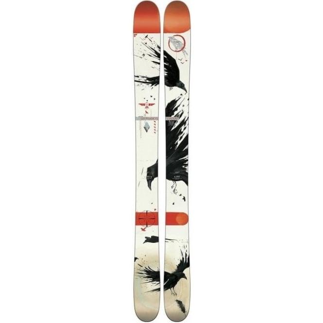 Line Skis Bacon Shorty 155cm (2016)
